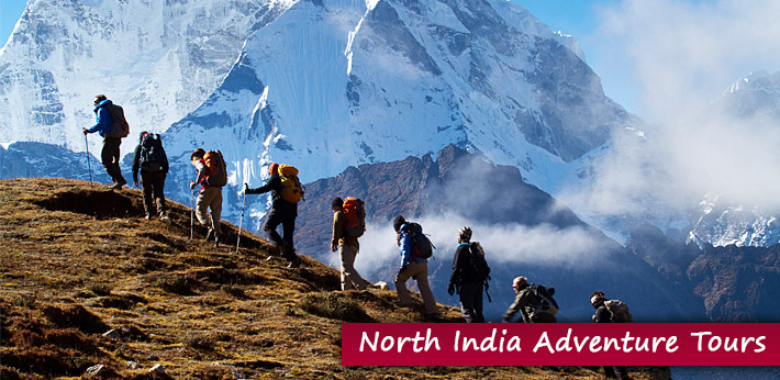 North India Adventure Tour Packages